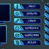 ゲーム配信のオーバーレイデザイン